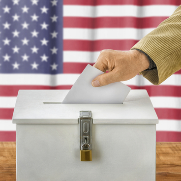 De amerikanska väljarna