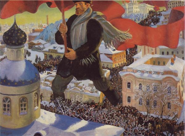 Bolshevik Kustodiyev