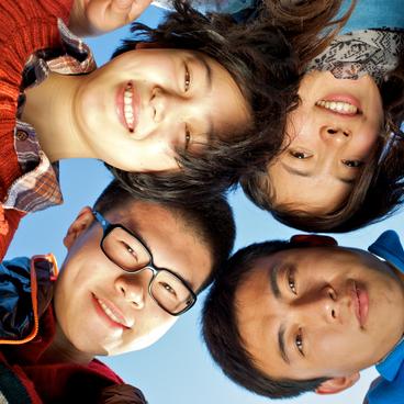 Unga i Kina