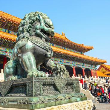 Kina – Mittens rike