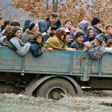 Inbördeskrigen i det forna Jugoslavien